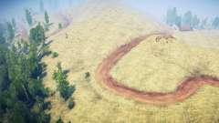Rancho Montano para MudRunner