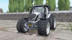 Valtra N154e warning signs para Farming Simulator 2017