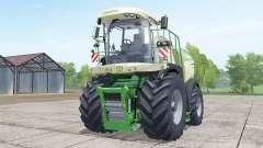 Krone BiƓ X 580 para Farming Simulator 2017