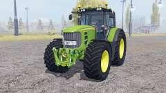 John Deere 7530 Premium animation parts para Farming Simulator 2013