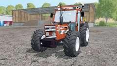 Fiat 85-90 1989 loader mounting para Farming Simulator 2015