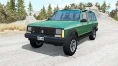 Jeep Cherokee (XJ) v1.1 para BeamNG Drive