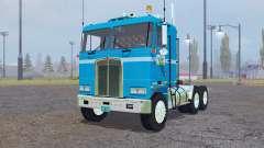 Kenworth K100 Flat Top 1978 para Farming Simulator 2013