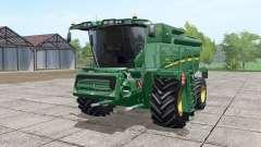 John Deere S690i full washable para Farming Simulator 2017