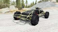 Civetta Bolide Track Toy v3.0 para BeamNG Drive
