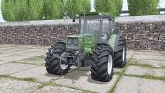 Hurlimᶏnn H-488 ruedas grandes para Farming Simulator 2017
