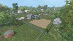 El centro de Rusia v2.1 para Farming Simulator 2015