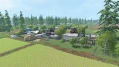 Banco Alto para Farming Simulator 2015