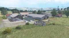The Old Stream Farm v1.2 para Farming Simulator 2015