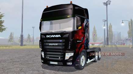 Scania R700 Evo Albator Edition para Farming Simulator 2013