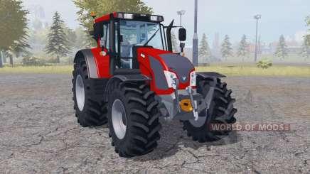 Valtra N163 double wheels para Farming Simulator 2013