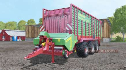 Strautmann Tera-Vitesse CFS with increased yield para Farming Simulator 2015