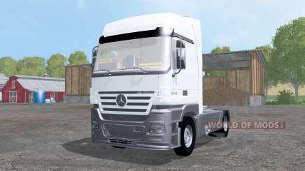 Mercedes-Benz Actros 1844 (MP2) 2003 para Farming Simulator 2015