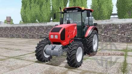 1523 con la pista de los módulos para Farming Simulator 2017
