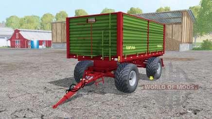 Fortuna K 180 para Farming Simulator 2015