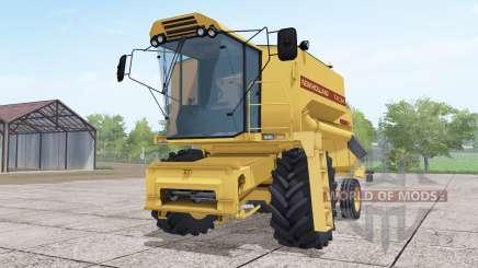 Nueva Hⱺlland TX34 para Farming Simulator 2017