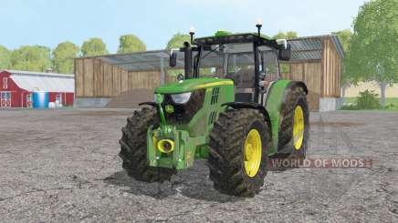 John Deere 6170R moving elements para Farming Simulator 2015