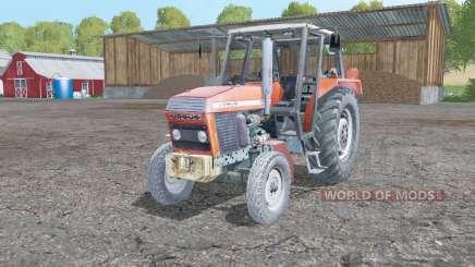 Ursus 1012 front loader para Farming Simulator 2015