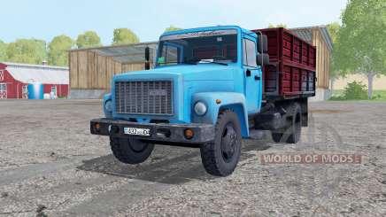 GAS SAZ 3507-01 para Farming Simulator 2015