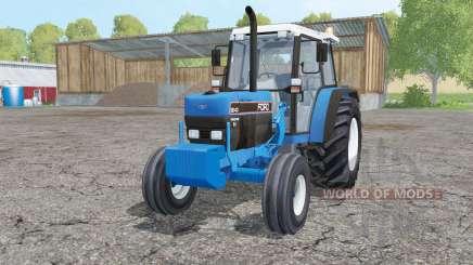 Ford 6640 loader mounting para Farming Simulator 2015