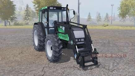 Valtra Valmet 6800 front loader para Farming Simulator 2013