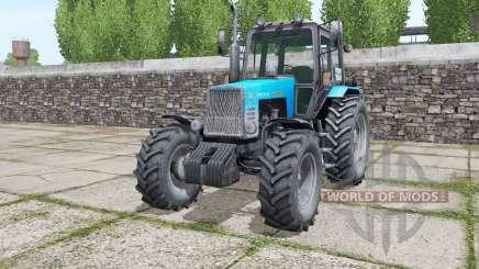 MTZ 1221 Бᶒларус para Farming Simulator 2017