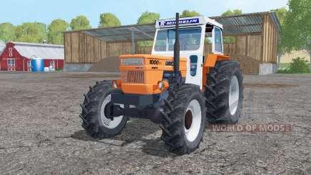 Fiat 1000DT para Farming Simulator 2015