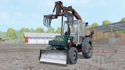 YUMZ 6КЛ lidiar para Farming Simulator 2015