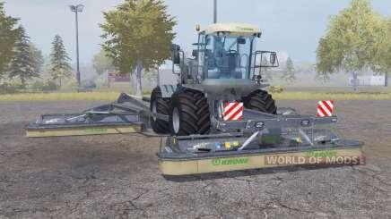 Krone BiG M 500 black para Farming Simulator 2013
