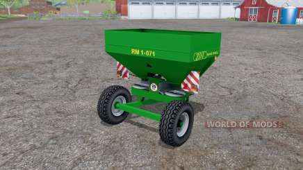 ZDT RM1-071 para Farming Simulator 2015