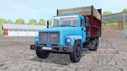 GAZ SAZ 3507-01 ensilaje para Farming Simulator 2015