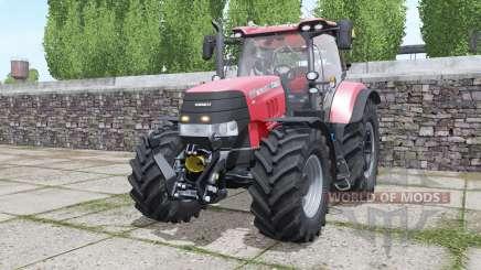 Case IH Pumᶏ 185 CVX nuevas luces para Farming Simulator 2017