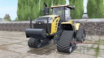 Challenger MT975E crawler modules para Farming Simulator 2017