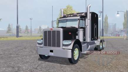 Petetbilt 388 Sleeper para Farming Simulator 2013