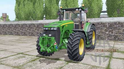 John Deere 8230 configure para Farming Simulator 2017