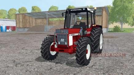 International 1246 loader mounting para Farming Simulator 2015