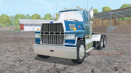 Ford L9000 6x6 para Farming Simulator 2015