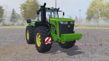 John Deere 9560R twin wheels para Farming Simulator 2013