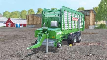 Bergmann Carex 38S with increased yield para Farming Simulator 2015