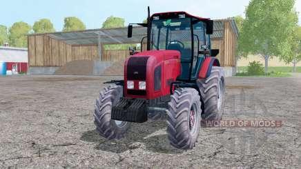 Belarús 2022.3 con la animación de piezas para Farming Simulator 2015