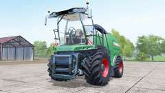 Fendt Katana 85 wheels selection para Farming Simulator 2017