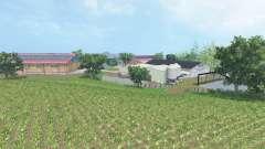 Cantal v1.3 para Farming Simulator 2015