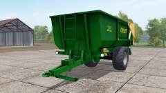 ZDT NⱾ 8 para Farming Simulator 2017