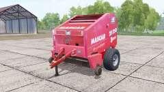 Mascar 2120 Evolution para Farming Simulator 2017