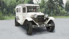 GAS 55 1938 Sanitarias v1.5.1 para Spin Tires