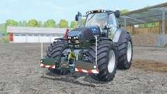 Deutz-Fahr Agrotron 7250 TTV Warrior twin wheels para Farming Simulator 2015