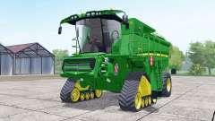 John Deere S680i crawler modules para Farming Simulator 2017