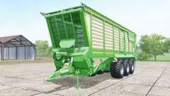 Krone TX 560 Ɖ para Farming Simulator 2017