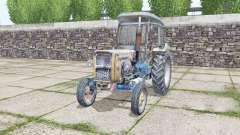 Uᶉsus C-360 para Farming Simulator 2017