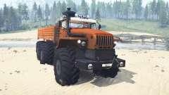 El Ural Polar 4320-41 para MudRunner